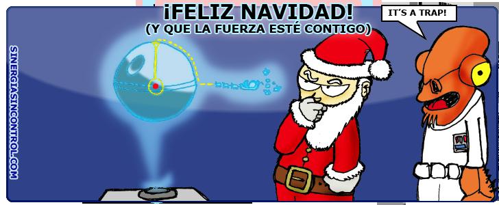Si Papá Noel no os ha traído nada, a lo mejor es porque se lo habéis puesto demasiado difícil