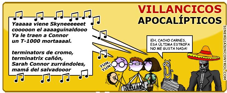 Villancicos apocalípticos